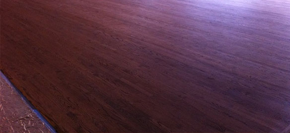 commercial hardwood restoration